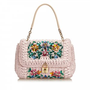 Dolce&Gabbana Embellished Miss Bonita Shoulder Bag