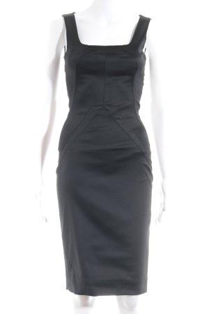 Dolce & Gabbana Etuikleid schwarz Elegant