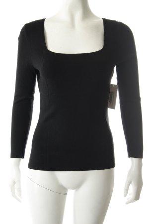Dolce & Gabbana Feinstrickpullover schwarz