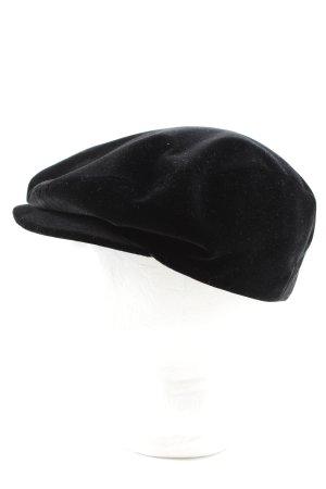 Dolce & Gabbana Flatcap schwarz Casual-Look