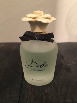 Dolce & Gabbana floral drops