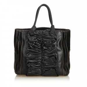 Dolce & Gabbana Tote black leather