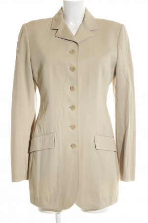 Dolce & Gabbana Frock Coat natural white casual look