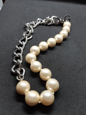 Dolce&Gabbana Halskette mit Perlen
