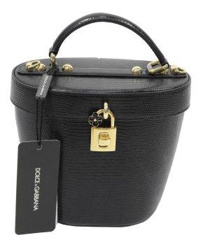 günstige Preise preiswert kaufen später Dolce & Gabbana Handtasche in Schwarz
