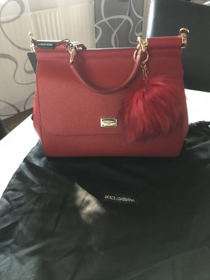 Dolce & Gabbana Handbag red