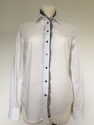 Dolce & Gabbana Shirt Blouse white-black