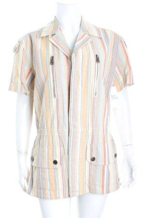 Dolce & Gabbana Hemd-Bluse Streifenmuster 90ies-Stil