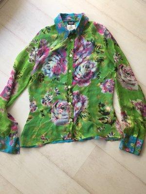 Dolce & Gabbana Camisa de manga larga multicolor