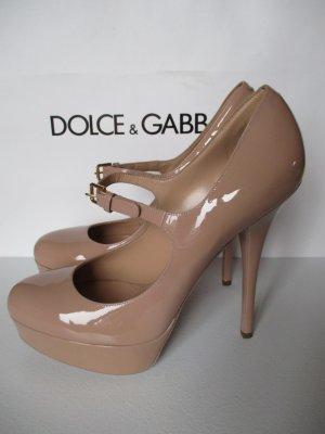 Dolce & Gabbana High Heel Pumps Gr 41,neu