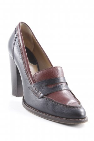 Dolce & Gabbana High Heels mehrfarbig Vintage-Look