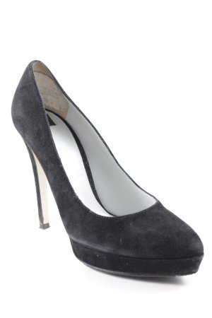 Dolce & Gabbana High Heels schwarz Elegant