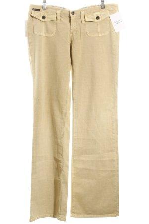 Dolce & Gabbana Hose creme-beige Casual-Look
