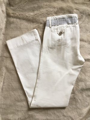 Dolce & Gabbana Trousers white cotton