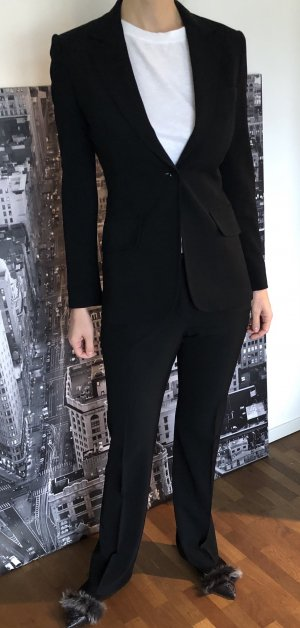 Dolce & Gabbana Trouser Suit black