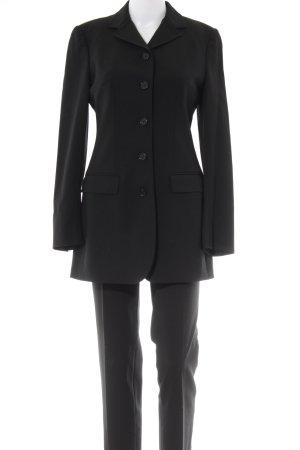 Dolce & Gabbana Hosenanzug schwarz klassischer Stil