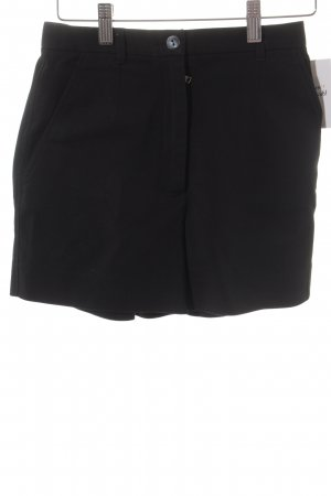 Dolce & Gabbana Hot Pants schwarz Elegant