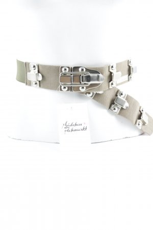 Dolce & Gabbana Hip Belt olive green Buckle Elements