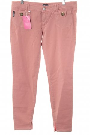 Dolce & Gabbana Low-Rise Trousers pink street-fashion look