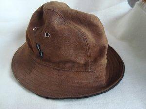 Dolce & Gabbana Cappello marrone Pelle