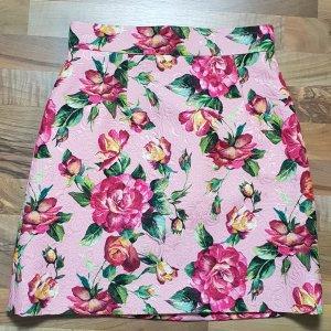 Dolce & Gabbana Silk Skirt multicolored