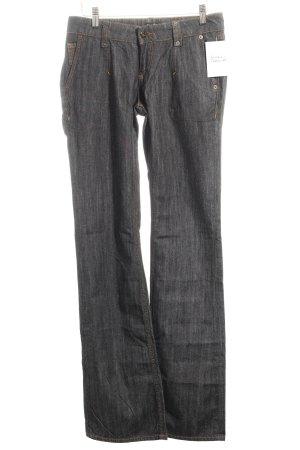 Dolce & Gabbana Jeans anthrazit minimalistischer Stil