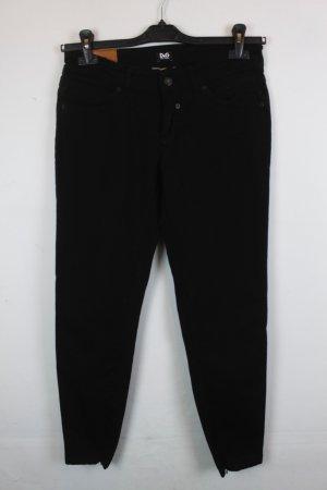 Dolce & Gabbana Jeans Boyfriend Gr. 28 black denim