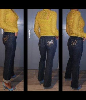 DOLCE & GABBANA Jeans gr. Italy 40. D26, 34-36