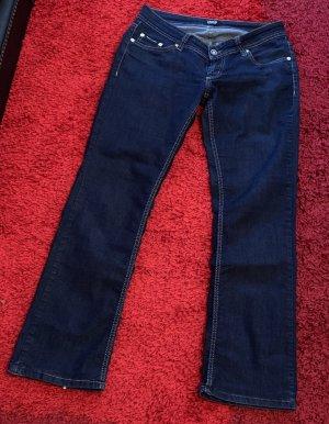 Dolce & Gabbana Jeans bootcut bleu foncé