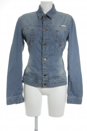 Dolce & Gabbana Jeansjacke blau Casual-Look