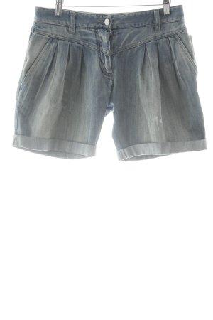 Dolce & Gabbana Denim Shorts blue casual look