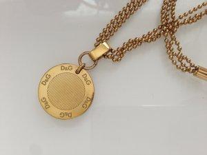 Dolce & Gabbana Kette goldfarben