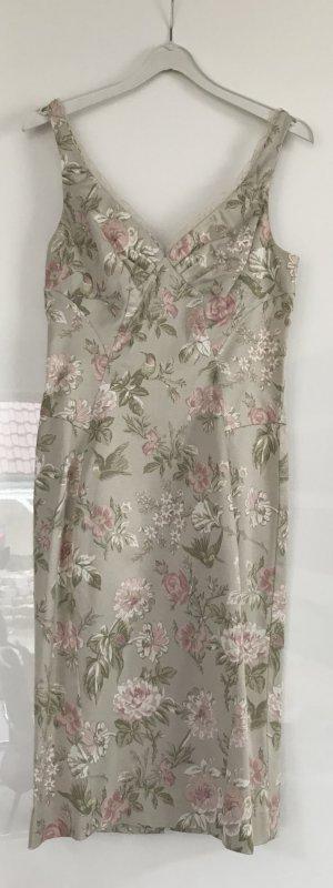 Dolce & Gabbana Vestido corsage multicolor