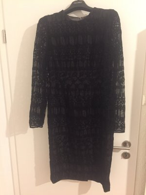 Dolce & Gabbana Midi Dress black