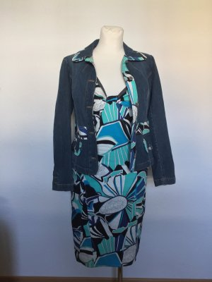 Dolce & Gabbana Ladies' Suit blue-green