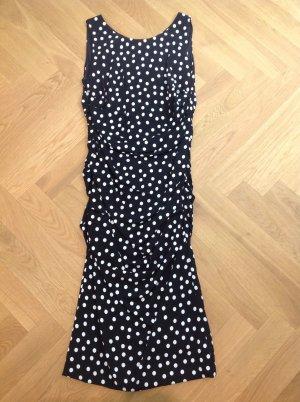 Dolce&Gabbana Kleid schwarz/weiß Gr. IT 42 D 38