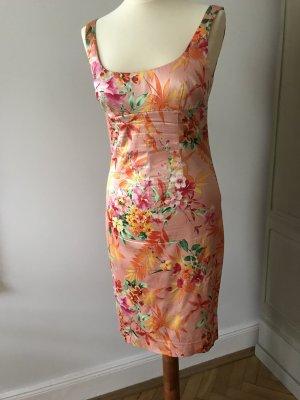 Dolce & Gabbana Sheath Dress orange