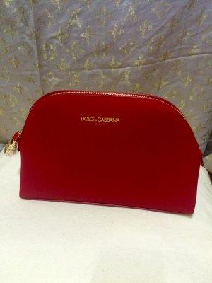 Dolce & Gabbana Kosmetik Tasche Travel rot