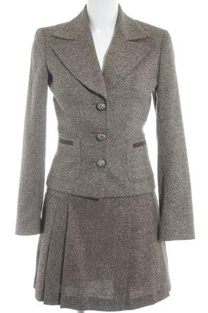 Dolce & Gabbana Kostüm graubraun Business-Look