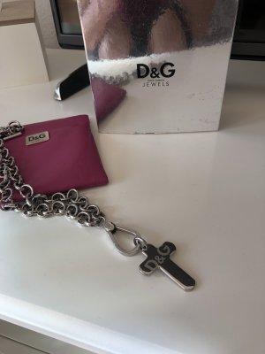 Dolce & Gabbana Ketting zilver
