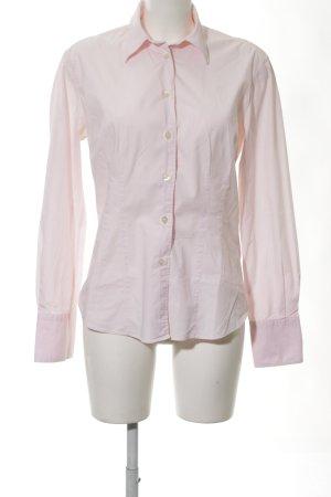 Dolce & Gabbana Camicia a maniche lunghe rosa stile professionale