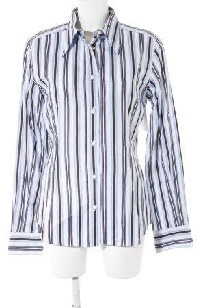 Dolce & Gabbana Langarmhemd Streifenmuster Business-Look