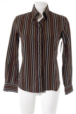 Dolce & Gabbana Langarmhemd Streifenmuster Casual-Look