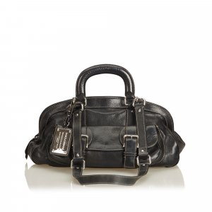 Dolce&Gabbana Leather Satchel