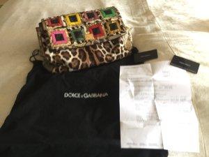 Dolce & Gabbana Borsetta multicolore Pelle