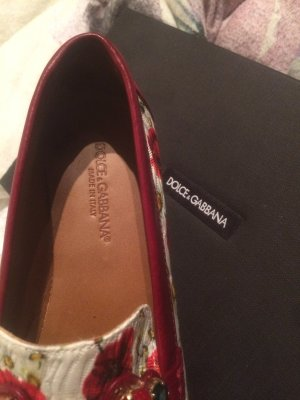 Dolce & Gabbana Mocassins multicolore