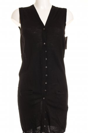 Dolce & Gabbana Long Knitted Vest black casual look