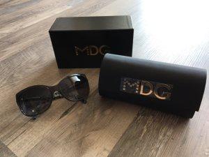 Dolce & Gabbana Ronde zonnebril veelkleurig