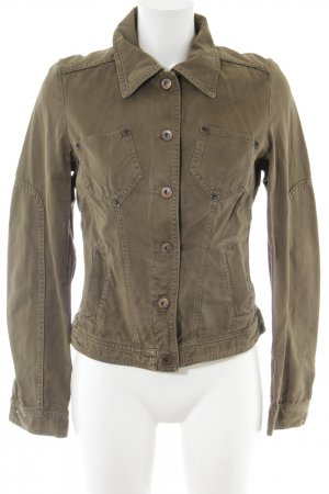 Dolce & Gabbana Military Jacket bronze-colored casual look