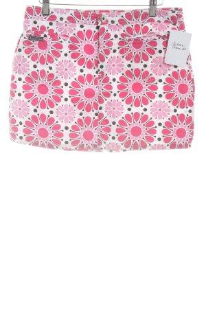 Dolce & Gabbana Minirock Blumenmuster Retro-Look